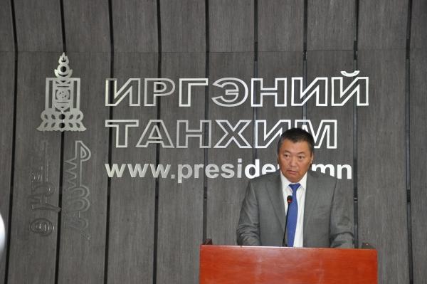 Монгол Ил хаадын судалгаа, Монгол Алтайн магтаал, Монгол цуурын аялгуу төслийн нээлтийн ёслол боллоо