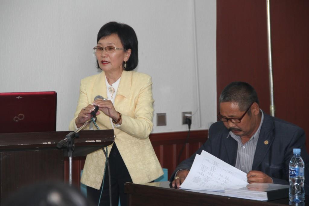 Төв аймгийн салбаруудын тэргүүдийн уулзалт, зөвлөгөөн боллоо