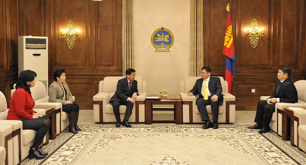 Монгол Улсын статистикийн салбарыг 2016-2020 онд хөгжүүлэх үндэсний хөтөлбөрийг өргөн барив