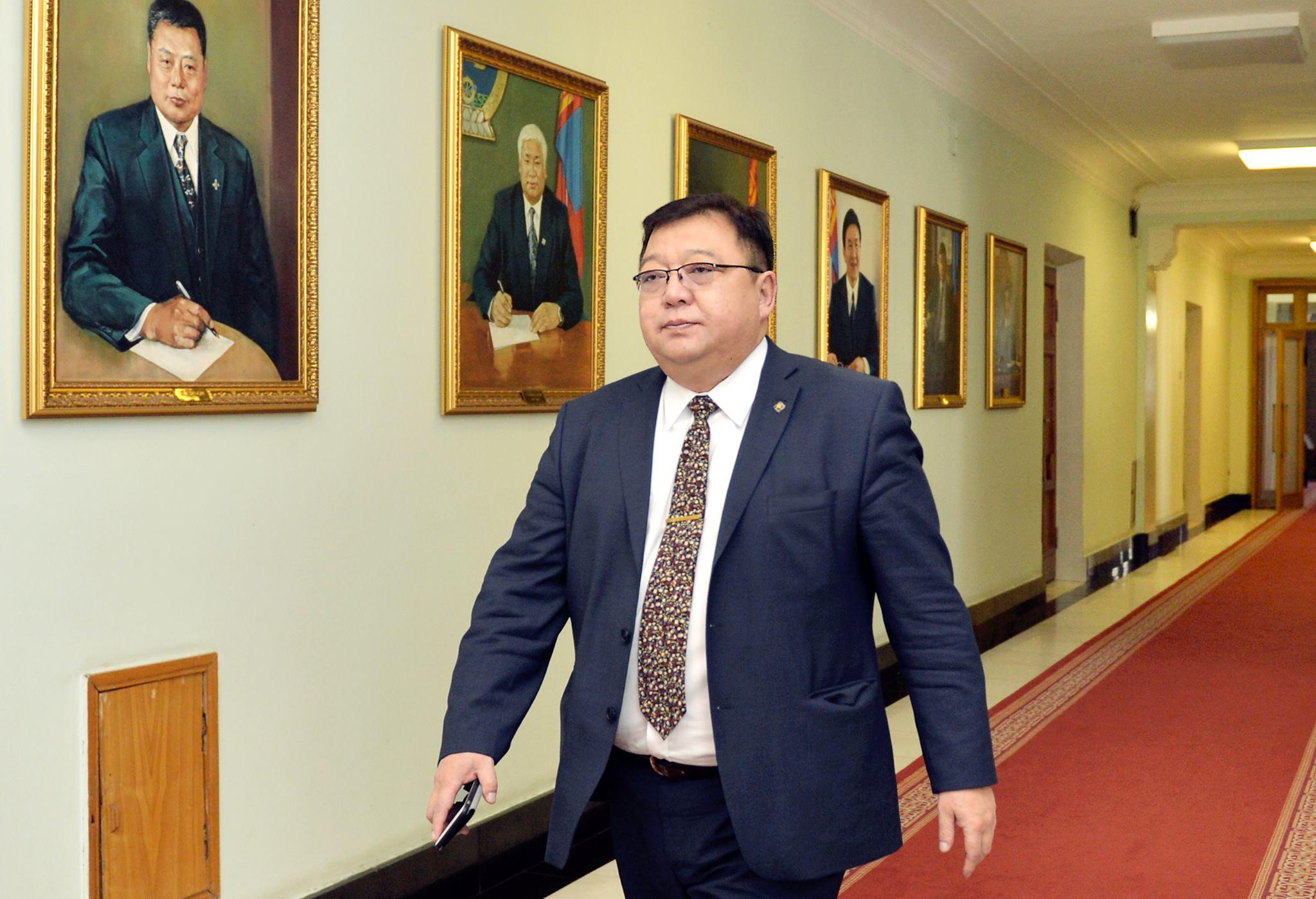 Монголын Ардчилсан холбоо С.Эрдэнийг дэмжиж байна