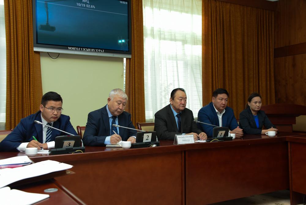 Монголбанкны Хяналтын зөвлөлийн дарга, гишүүдэд  нэр дэвшигчдийг томилох асуудлыг хэлэлцлээ