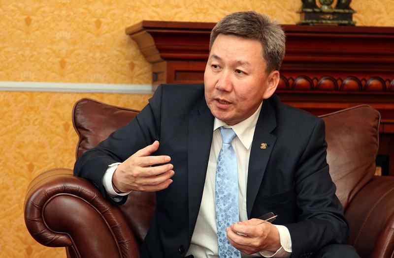 Л.Болд: Шинэ Монголыг буй болгох бүх жор, санаа, хандлага Үндсэн хуульд бий