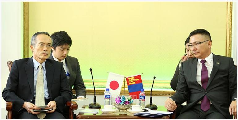 Япон улсын элчин сайд Масато Такаокаг хүлээн авч уулзлаа