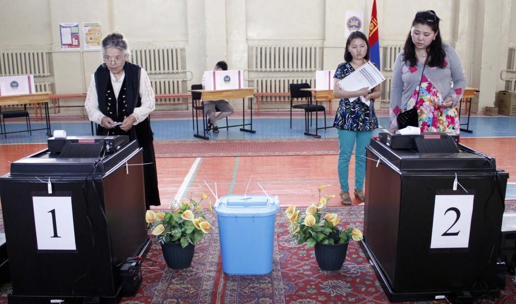 Сонгуулийн техник хэрэгсэл хэрэглэх зардал 2012 оныхоос 10 дахин багасч, 2 тэрбум төгрөгт хүрлээ