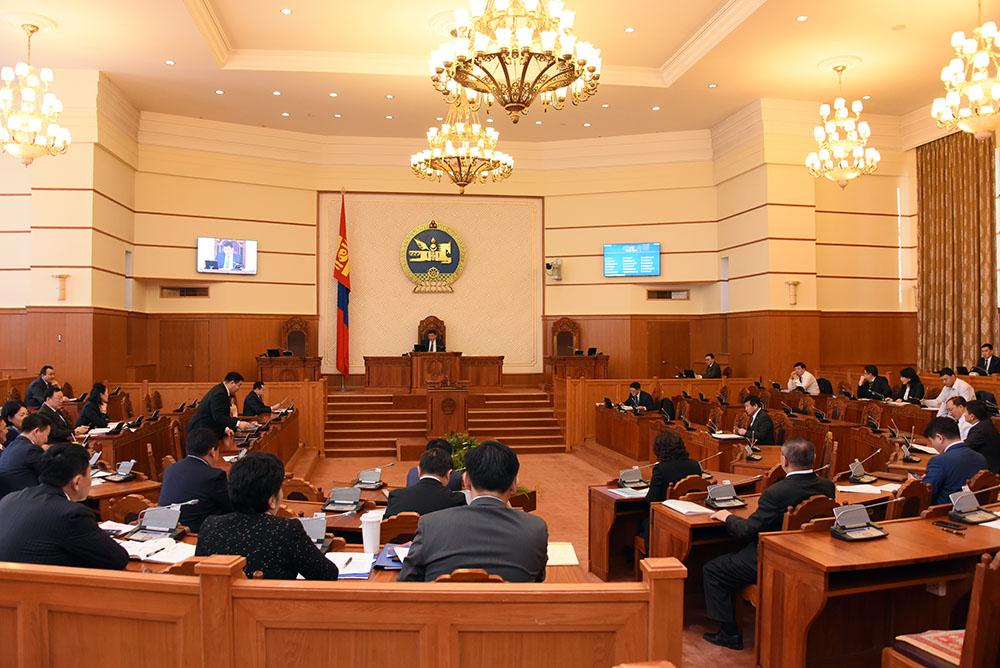Монгол Улсын Хөгжлийн банкны тухай хуулийн төсөл батлагдлаа