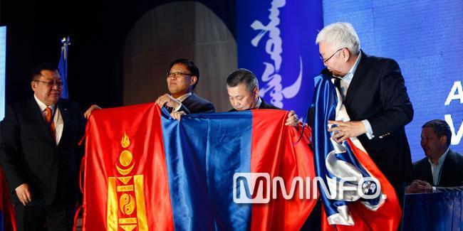 С.Эрдэнэ: Монголчуудын хүсэн хүлээсэн нийгмийг АН авчирч чадна