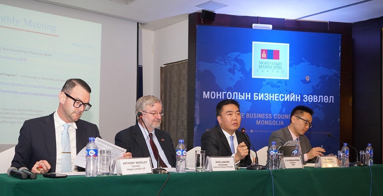 ОУВС-гийн суурин төлөөлөгч: Монголын татварын хэмжээ бусад орнуудынхаас бага