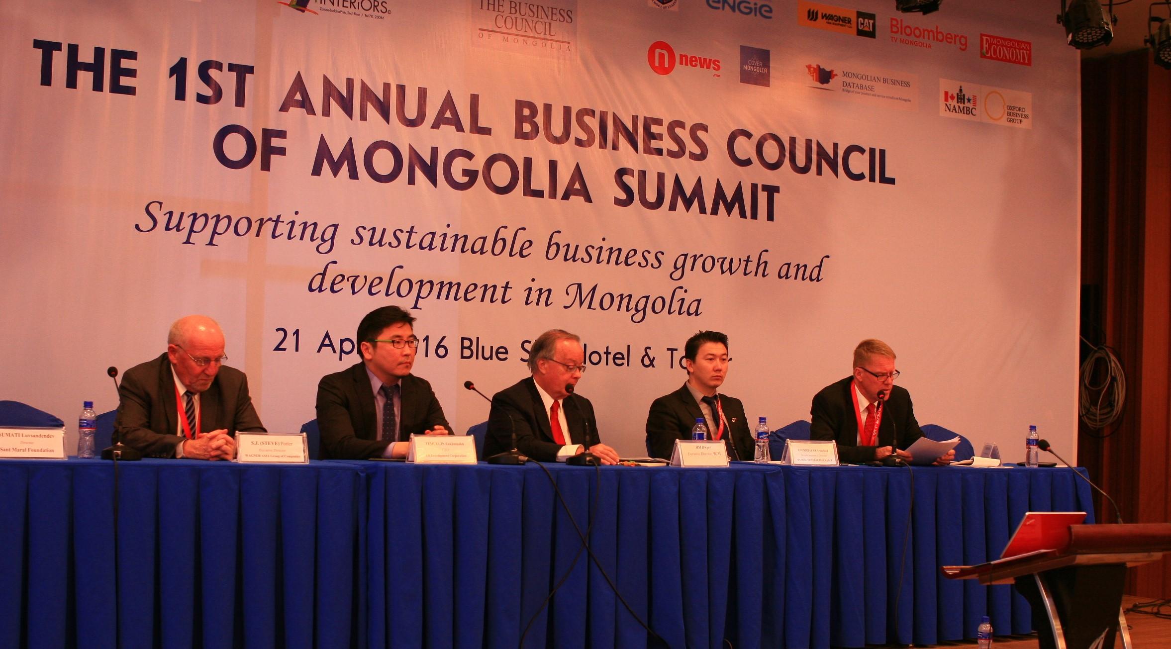 Монголын Бизнесийн Зөвлөлийн хоёрдугаар чуулга уулзалт 6 дугаар сарын 19, 20-нд болно