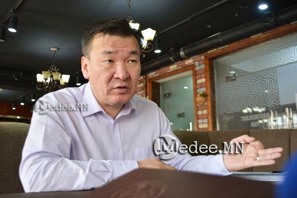 С.Ганбаатар: МАХН-ын удирдлагуудтай уулзах хүсэлт тавьсан