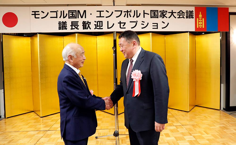 Улсын Их Хурлын даргын Япон Улсад хийж буй албан ёсны айлчлал эхэллээ
