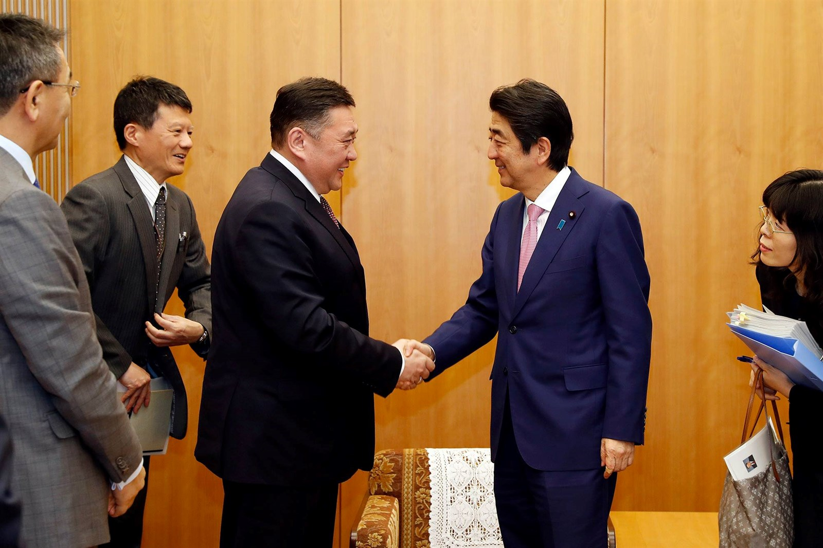Япон Улсын Засгийн газар 850 сая хүртэл ам.долларын нэн хөнгөлөлттэй зээл олгохоор боллоо
