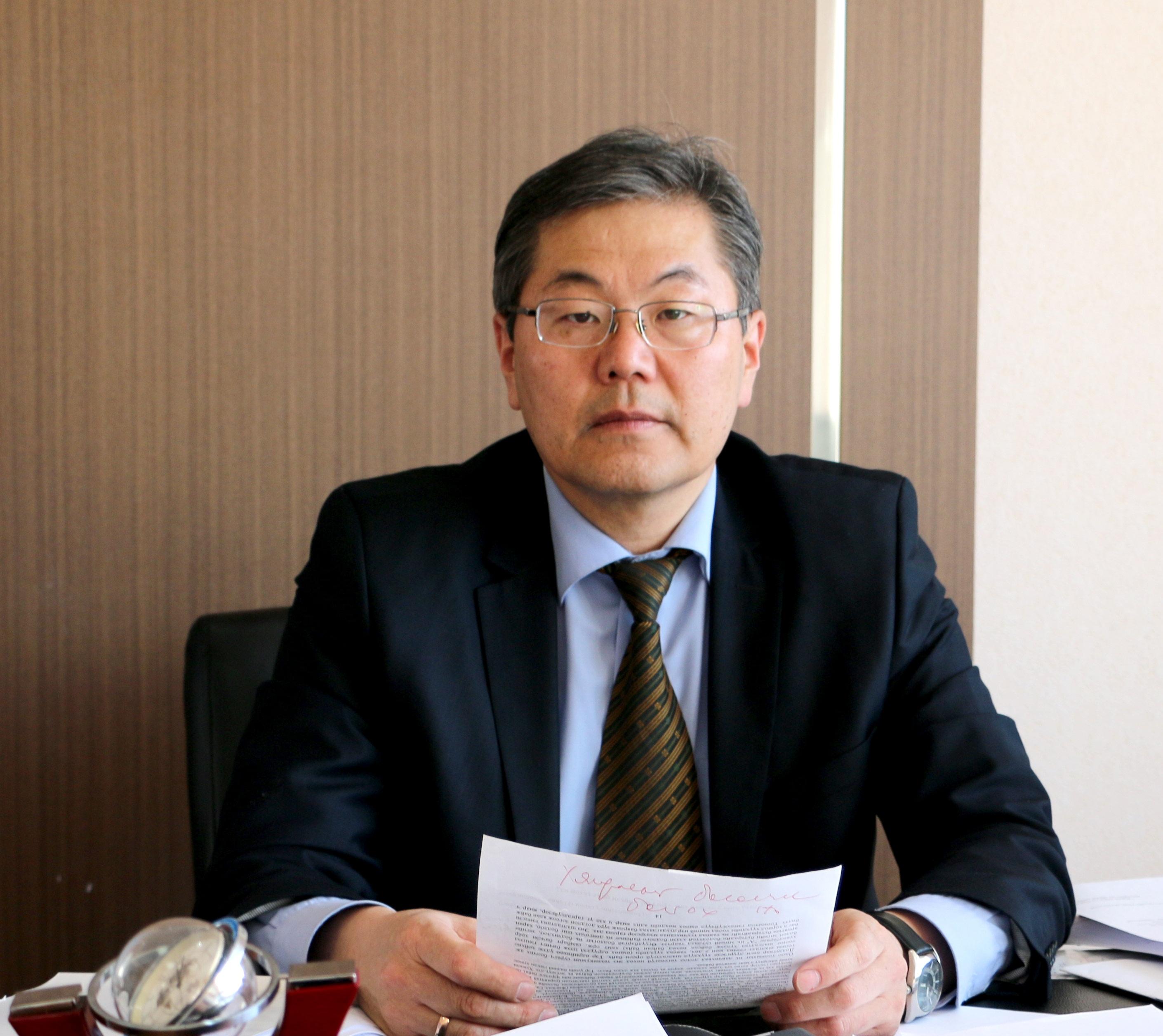 Л.Энх-Амгалан: Төвийн 6 дүүрэгт салбараа байгууллаа