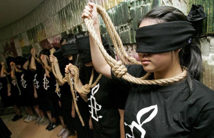 Хятад улс цаазаар авах ялыг нууцлахаа болих ёстой