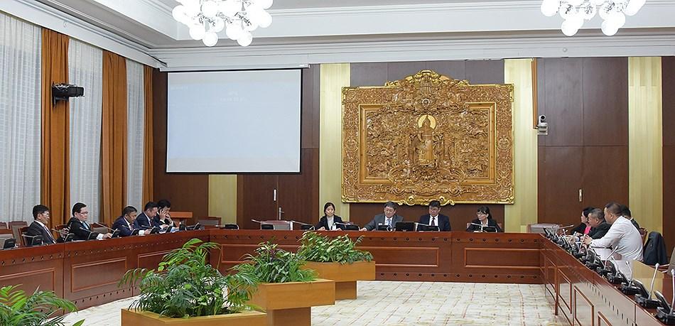 Концессийн тухай хуульд нэмэлт, өөрчлөлт оруулах тухай хуулийн төслийг Байнгын хороод хэлэлцэж, дэмжлээ