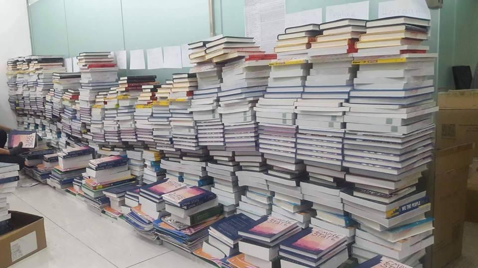 """""""Хөвсгөл аймагт 20000 ном"""" хөтөлбөр хэрэгжиж эхэллээ"""