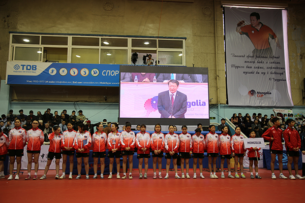 """""""Mongolian cup 2017"""" тэмцээнд 100 гаруй өсвөрийн тамирчид өрсөлдөж байна"""