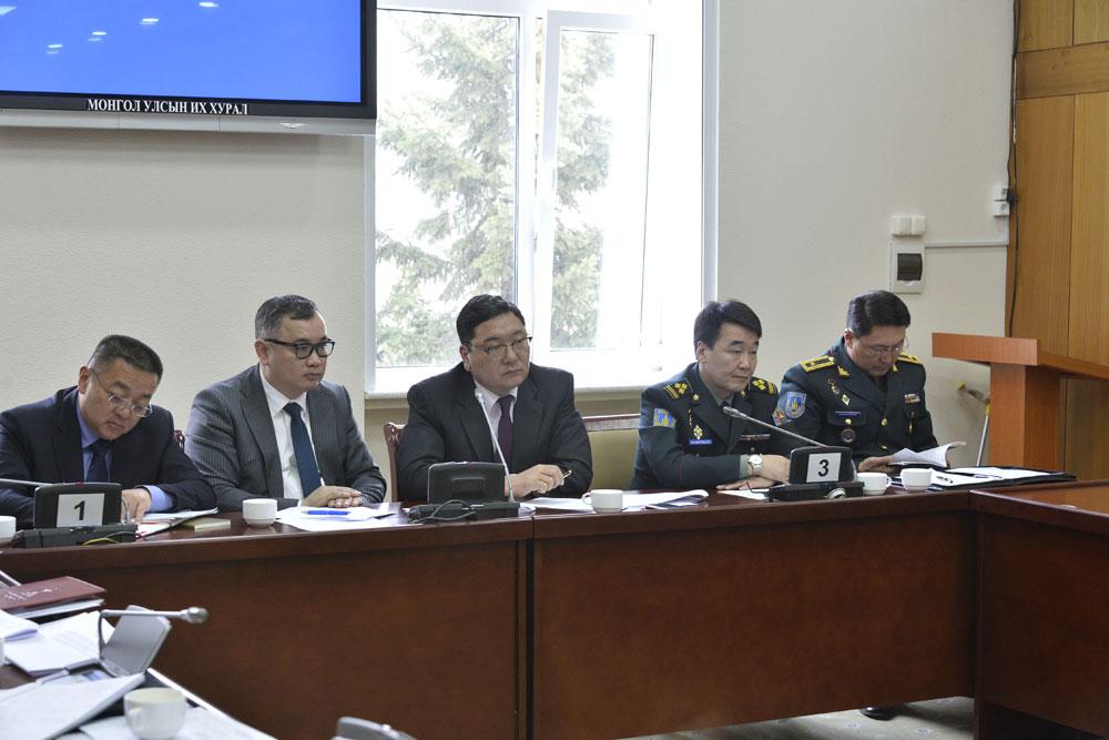 Монгол Улсын эдийн засаг, нийгмийг 2016 онд хөгжүүлэх үндсэн чиглэл биелэлтийг хэлэлцлээ