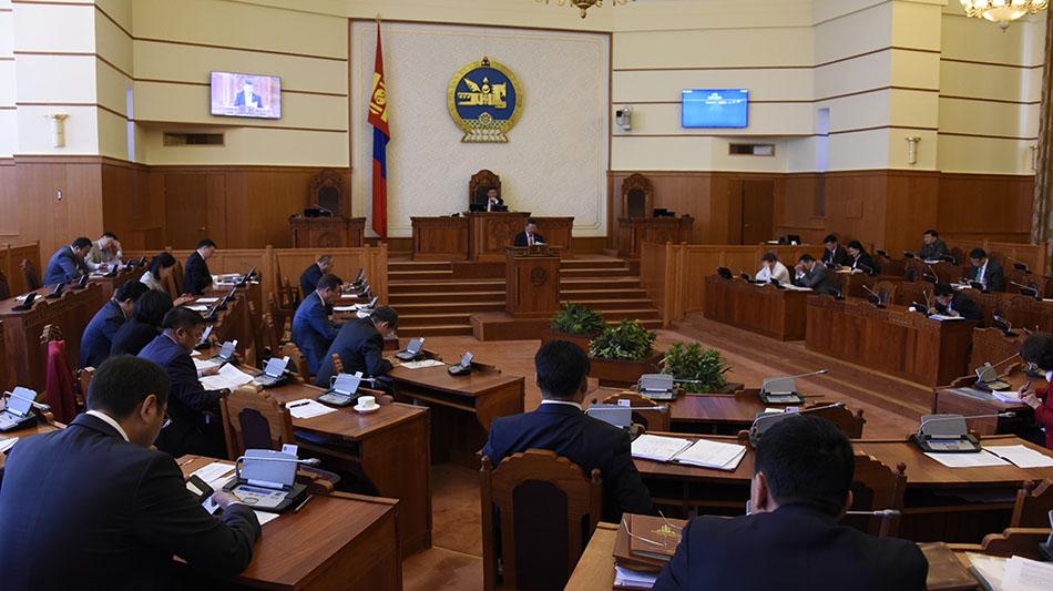 Монгол Улсын Ерөнхийлөгчийн 2017 оны ээлжит сонгуулийн өмнөх Монгол Улсын эдийн засаг, санхүү, төсвийн төлөв байдлын талаарх мэдээллийг сонслоо