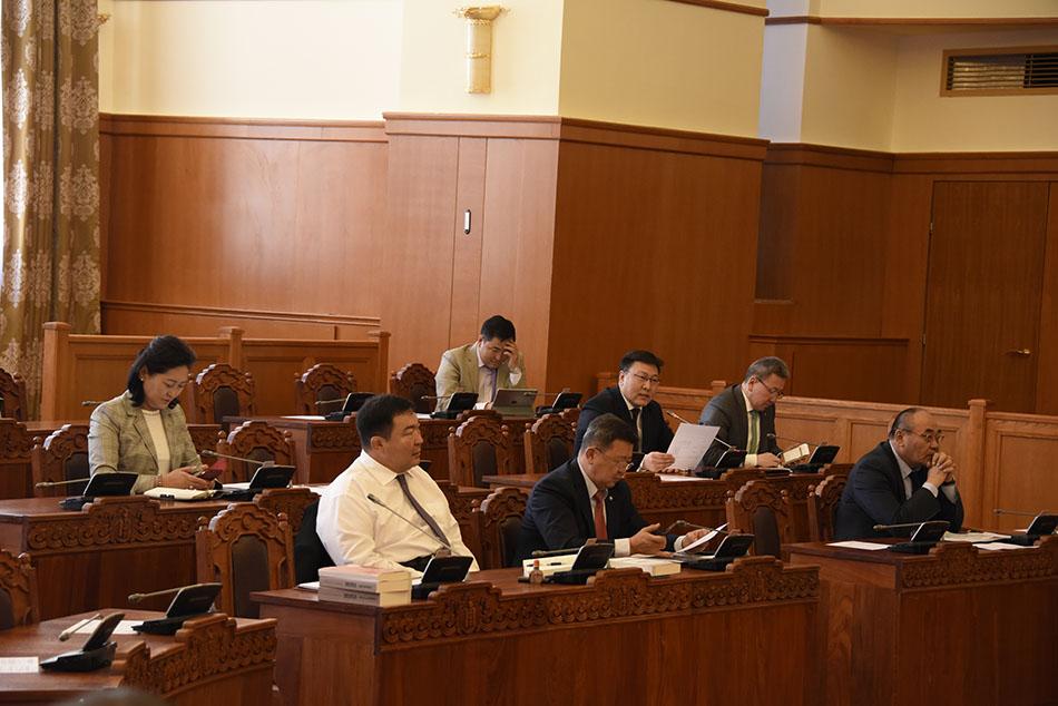 Ард нийтийн санал асуулгын тухай хуульд өөрчлөлт оруулах тухай хуулийн төслийг баталлаа