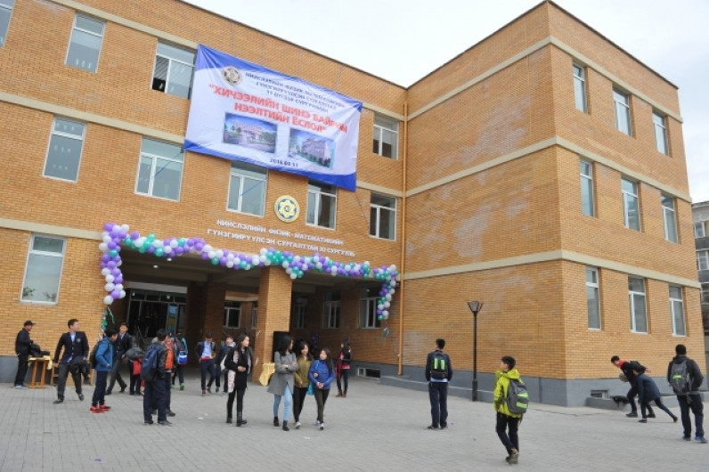Нийслэлд 72 бага сургууль цэцэрлэгийн цогцолбор баригдана