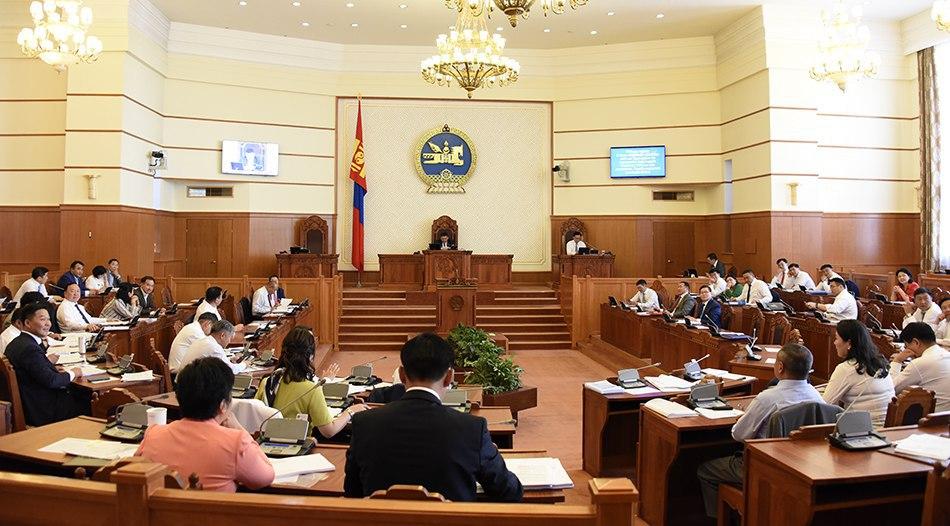 Монгол Улсын нэгдсэн төсвийн 2016 оны гүйцэтгэл, Засгийн газрын санхүүгийн нэгдсэн тайлангийн нэг дэх хэлэлцүүлгийг хийлээ