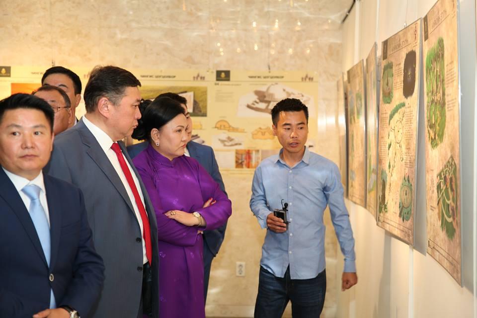 Д.Оюунхорол: Монголыг дэлхийд таниулах түүхэн аялал жуулчлалын цогцолборын ажлыг амжилттай эхлүүллээ