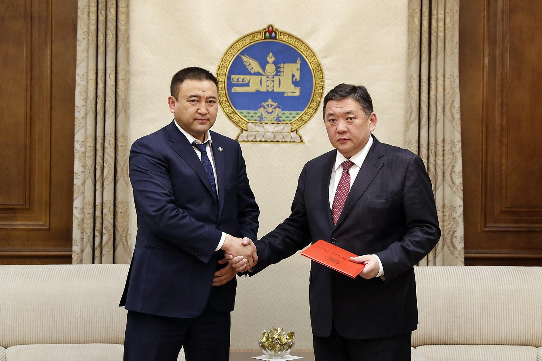 Төв Азийн бүс нутгийн эдийн засгийн хамтын ажиллагааны институтийг  үүсгэн байгуулах тухай хэлэлцээрийг өргөн мэдүүллээ