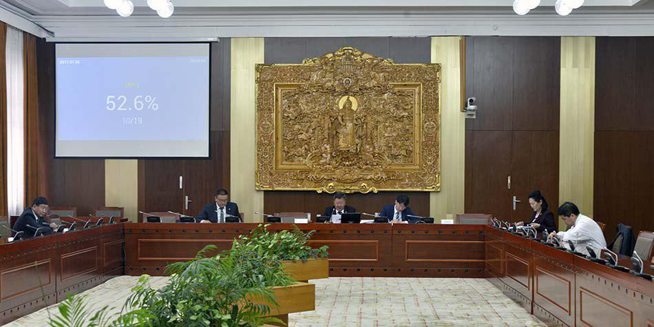 Азийн хөгжлийн банкны 150 сая ам.долларын зээлийн хэлэлцээрийн хуулийн төслийг дэмжлээ