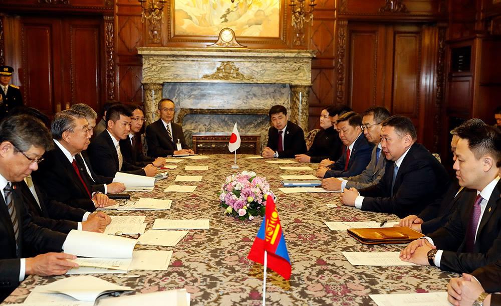 Япон Улсын парламентын Төлөөлөгчдийн танхимын дарга Т.Оошима Монгол Улсад албан ёсны айлчлал хийнэ
