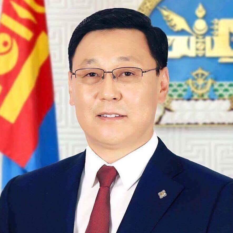 Монгол Улсын Ерөнхий сайдын мэндчилгээ