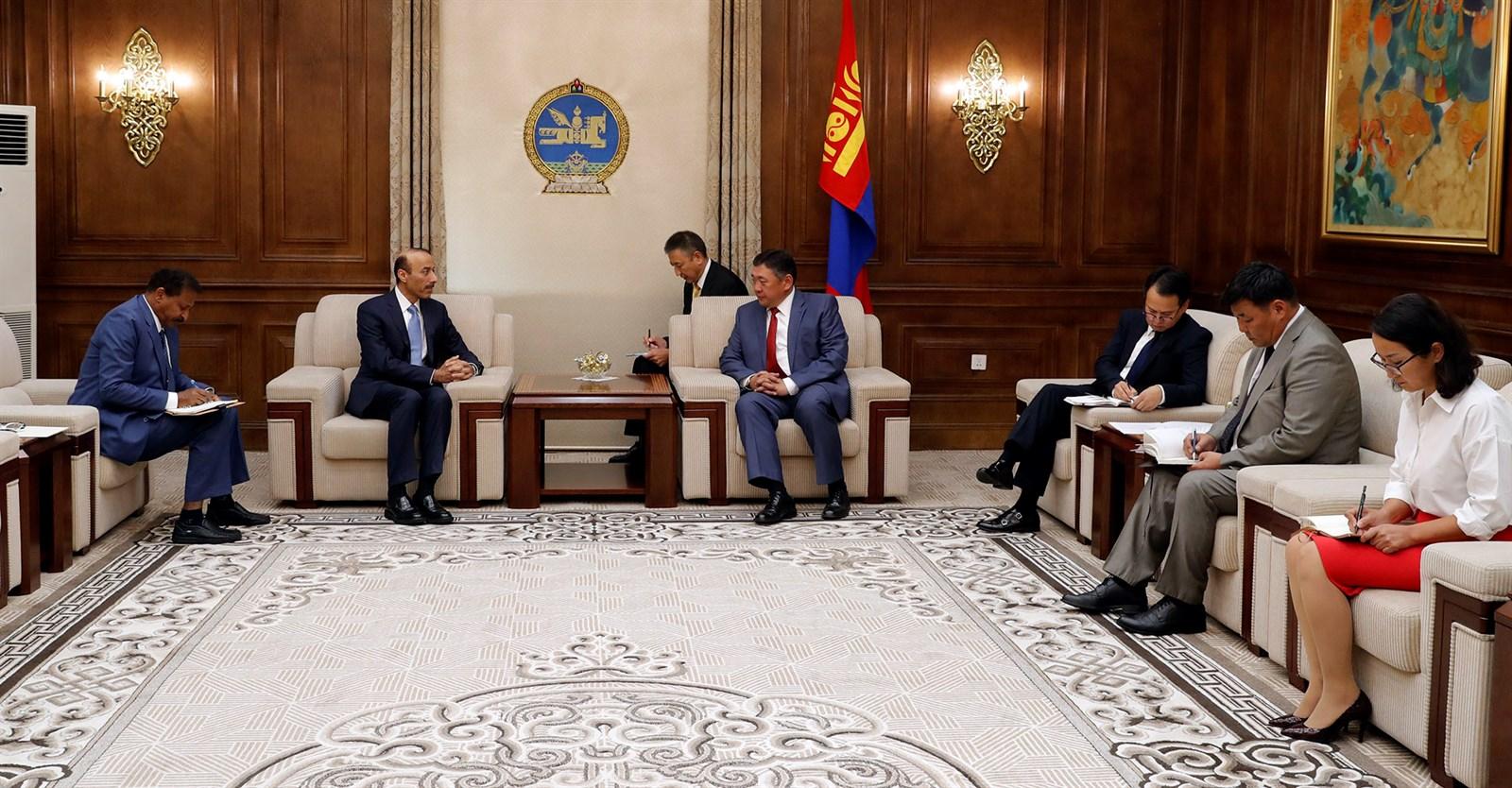 М.Энхболд: Монгол Улс Булангийн орнуудын хооронд үүссэн асуудлыг энхийн замаар шийдвэрлэхэд зуучийн үүрэг гүйцэтгэхэд бэлэн байна