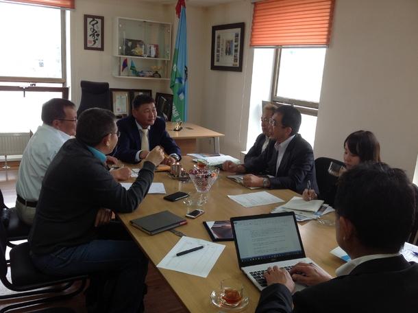 МАЗХ-ны ерөнхийлөгчтэй Японы ЖАЙКА-н төлөөлөл уулзлаа