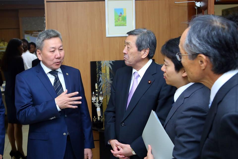 Япон, Монголын чөлөөт худалдааг дэмжих ажил хүнсний салбараас эхэлнэ