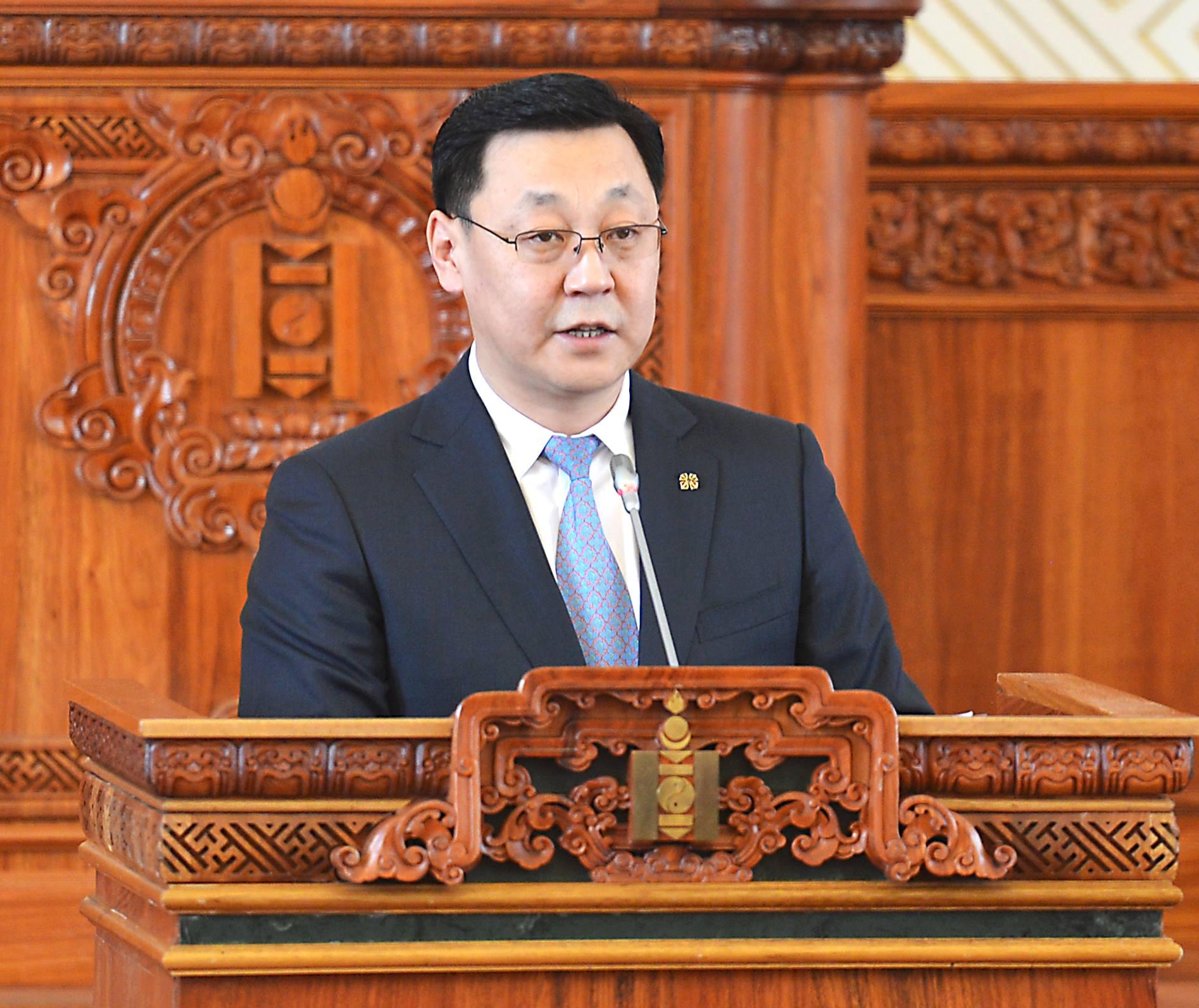 Ж.Эрдэнэбат: Монголчуудынхаа нийтлэг эрх ашгийн төлөө чин шударгаар зүтгэж ажиллалаа