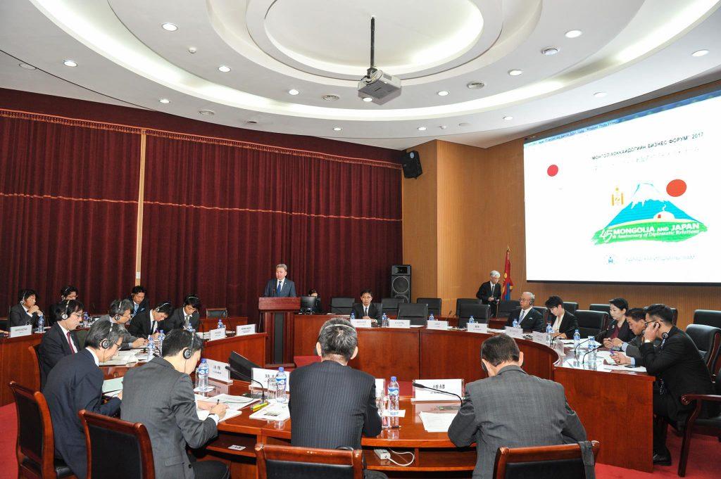 Монгол, Хоккайдогийн II бизнес форум боллоо