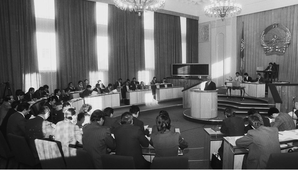 Монгол Улсад байнгын ажиллагаатай парламент байгуулагдсан өдөр тохиож байна