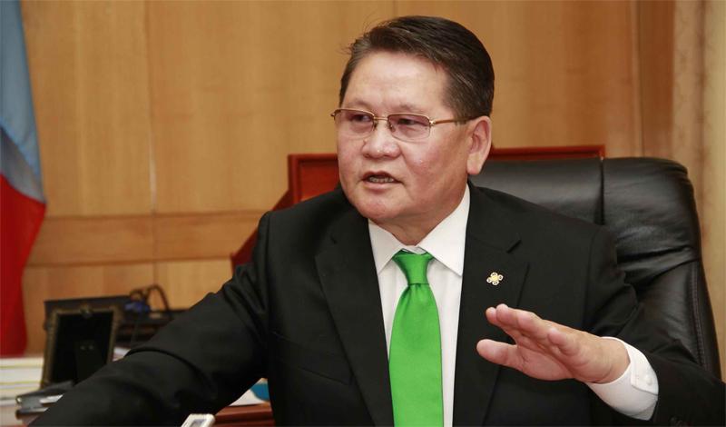 Ө.Энхтүвшин: Миний бие Монгол Улсын Ерөнхий сайдад нэрээ дэвшүүлэхээ мэдэгдэж байна