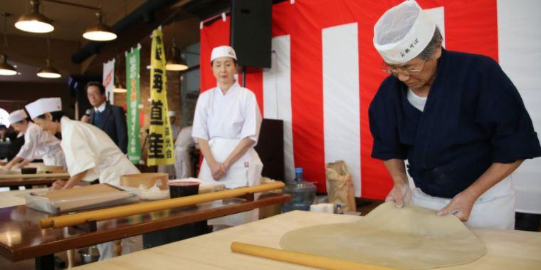 """Японы """"Соба"""" хоолны баяр боллоо"""