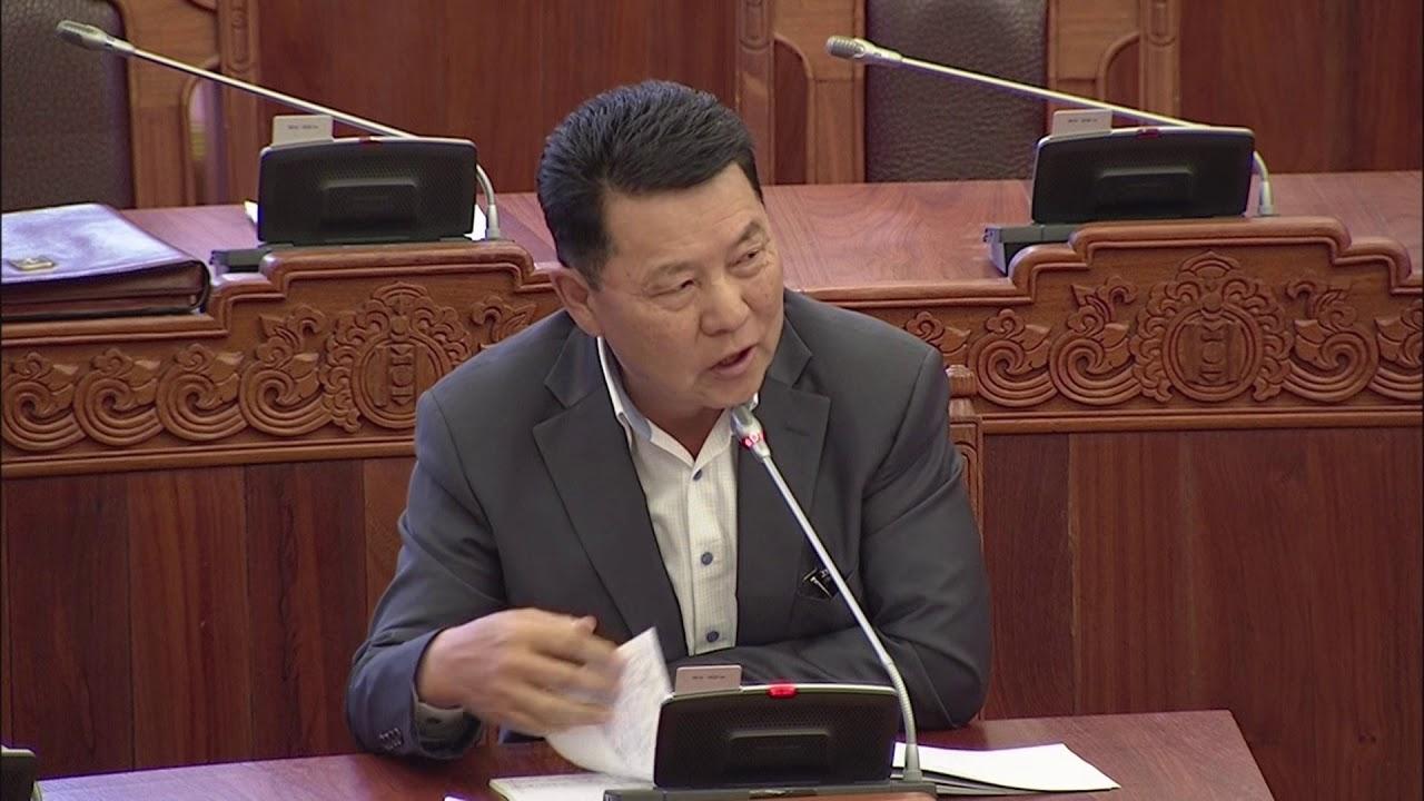 Ч.Улаан: Засгийн газар хууль зөрчиж төсвийн тодотгол өргөн барьсан