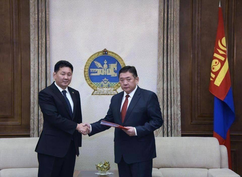 Монгол Улсын Засгийн газрын гишүүдийг томилуулах саналаа өргөн барилаа