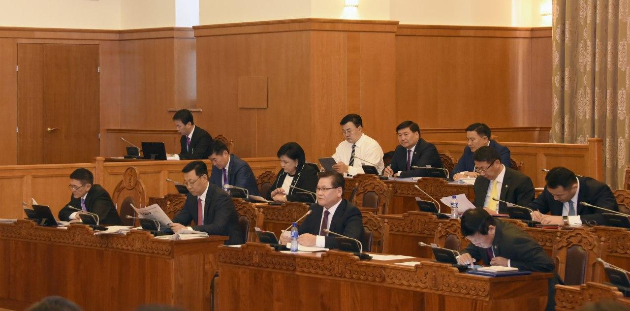 Засгийн газрын 7 гишүүнийг өнөөдөр томилно