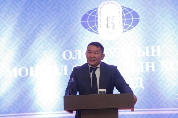 Х.Баттулга: Монголгүйгээр ЕвроАзийн түүхийг бичихгүй