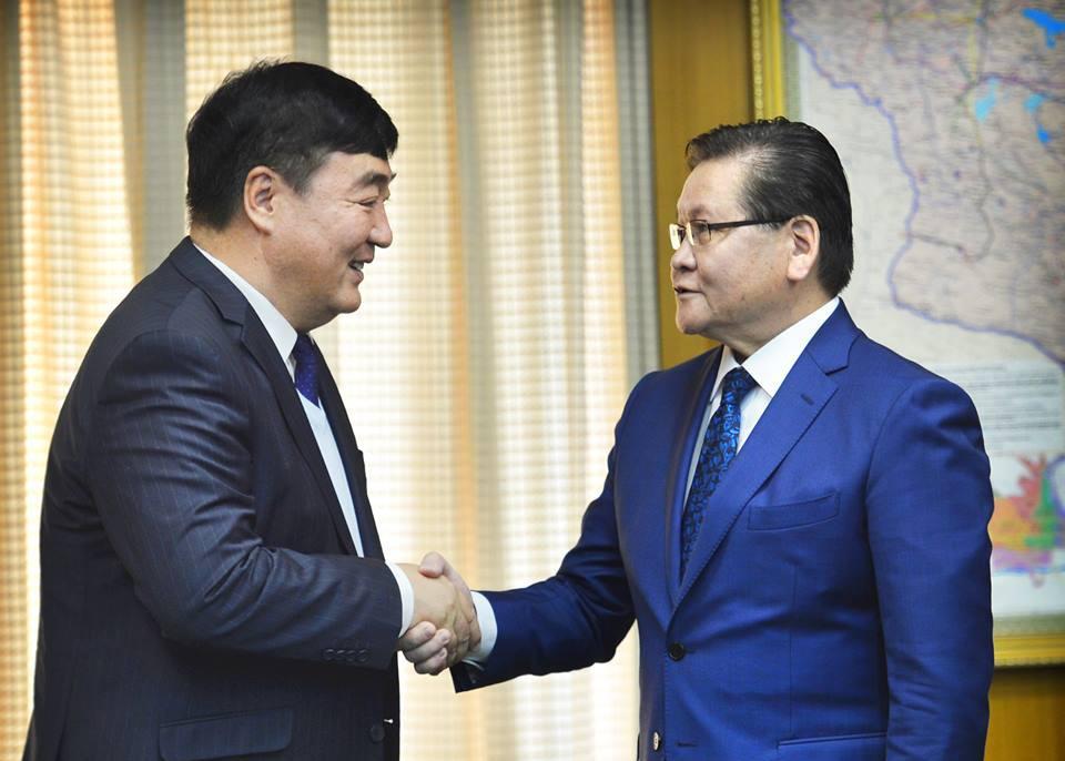 Монгол Хятадын хооронд Чөлөөт худалдааны хэлэлцээр байгуулах хамтарсан судалгаа хийнэ