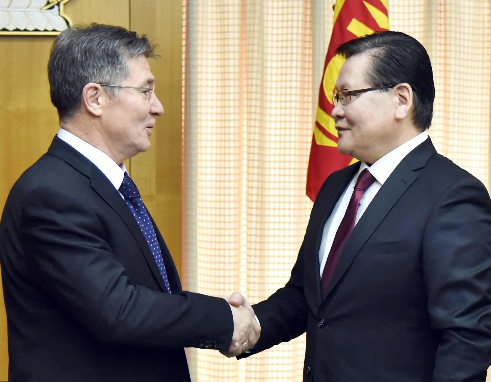 Монгол, Оросын Засгийн газар хоорондын комисс энэ онд хуралдана