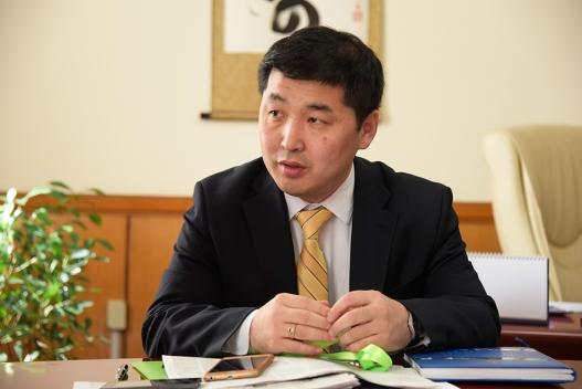 УИХ-ын гишүүн О.Баасанхүү Хойд Солонгосыг зорилоо