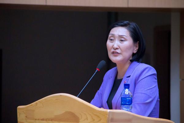 Ази-Европын орнуудын Боловсролын сайд нарын дээд хэмжээний уулзалтад БСШУС-ын сайд оролцож байна