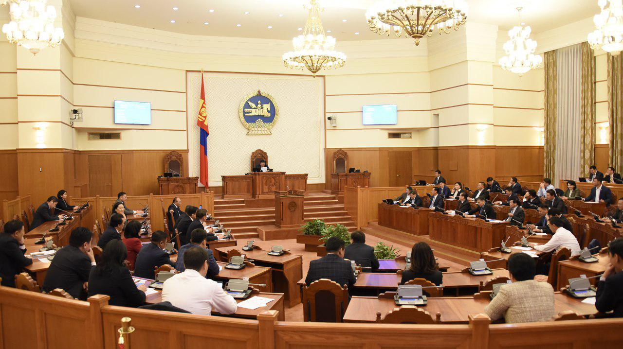 Олон улсын банкны дүрэмд өөрчлөлт оруулах тухай 2014 оны протоколыг соёрхон батлах тухай хуулийн төслийг баталлаа