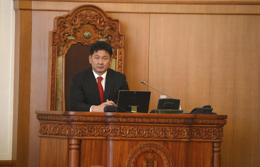 У.Хүрэлсүх: Элэг Бүтэн Монгол хөтөлбөрийг улам ЭРЧИМЖҮҮЛНЭ