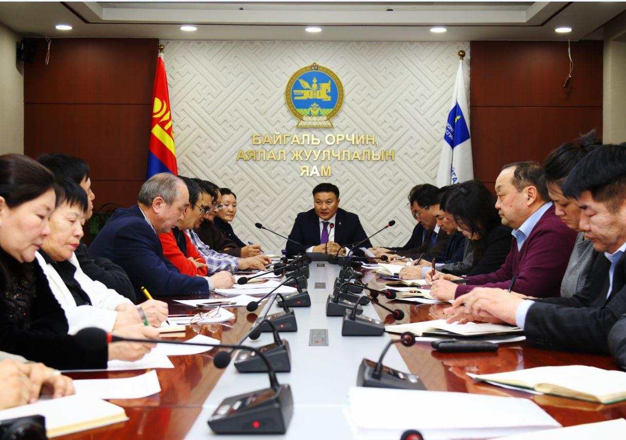 БОАЖЯ Монголын байгаль орчны иргэний зөвлөлтэй хамтын ажиллагаагаа үргэлжлүүлнэ