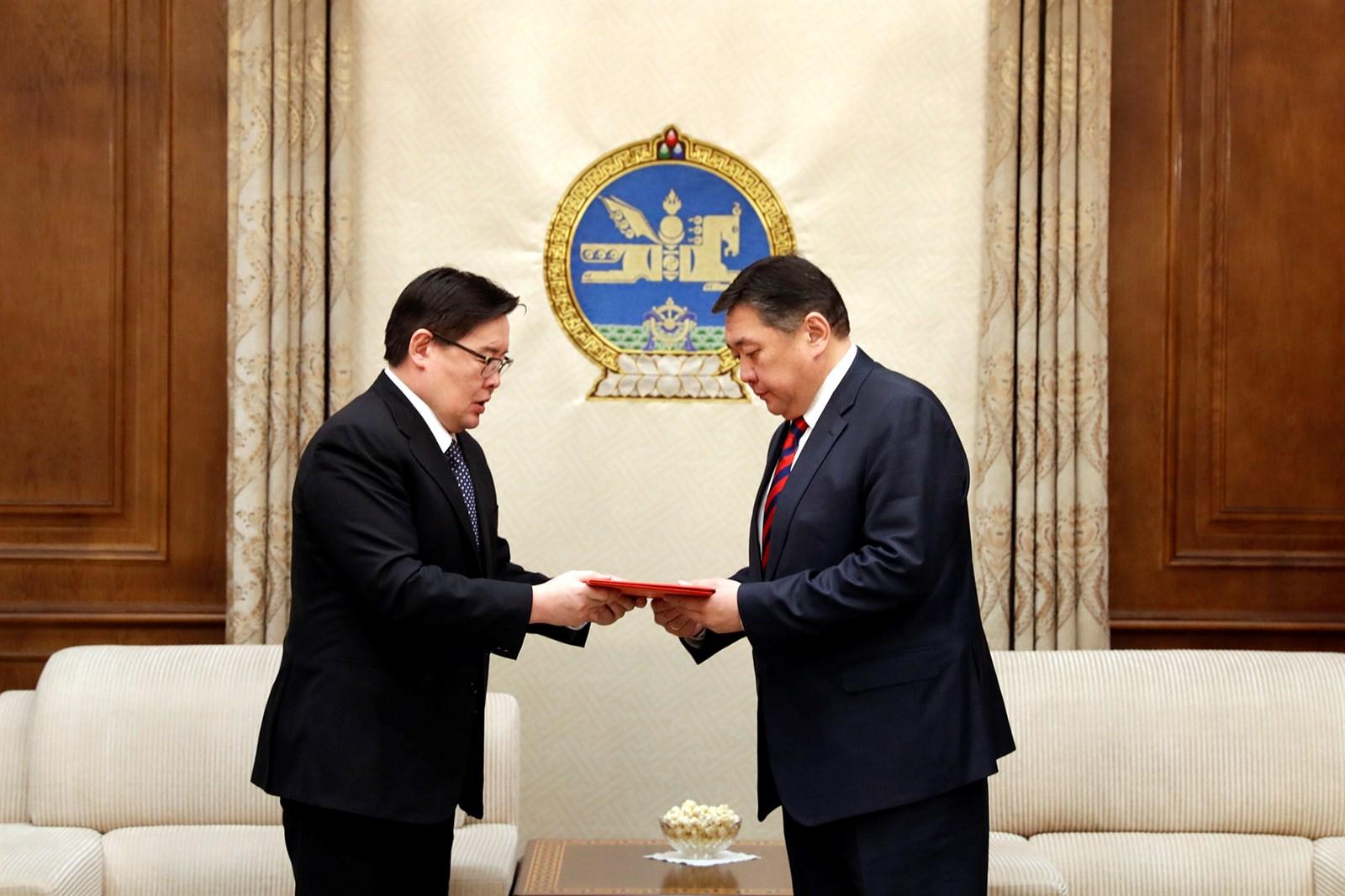 Монгол улс нэмж  4 улстай дипломат харилцаа тогтооно